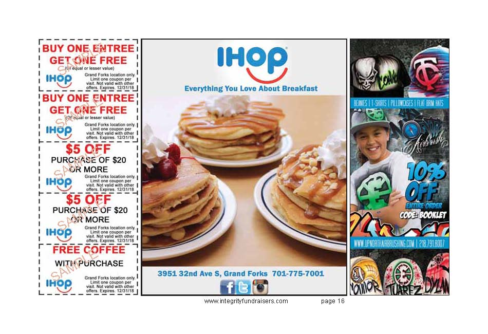 Discount coupons grand forks